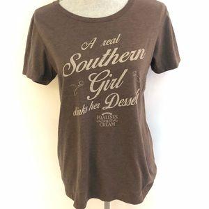 Southern Girl T shirt Sz L